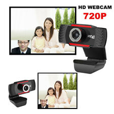 USB2.0 HD 720P Webcam Camera with MIC For Win10 Computer PC Laptops Android TV