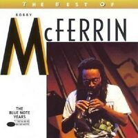 "BOBBY MCFERRIN ""BEST OF BOBBY MCFERRIN"" CD NEUWARE"