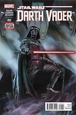STAR WARS DARTH VADER #1 FIRST PRINTING MARVEL COMICS 2015