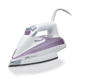 NEW Braun Texstyle 7 Steam Iron with Auto Cut off TS715A - RRP $129