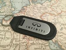 ORIGINAL INFINITI Porte clé cuir