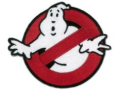 Ghostbusters Movie Uniform Cosplay Costume Overal Patch 6,35 cm Iron on/ sewn on