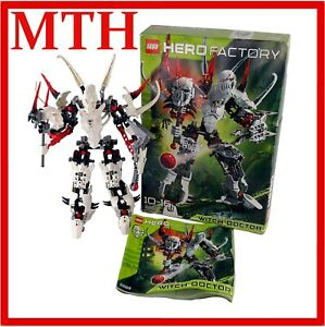 LEGO Hero Factory WITCH DOCTOR 2283 Bionicle HUGE Figure Complete 13'' BOXED