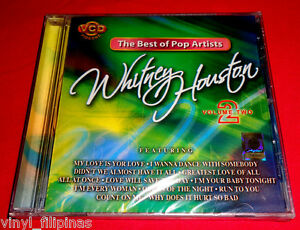 PHILIPPINES:SONGS AS POPULARIZED BY WHITNEY HOUSTON VCD VIDEOKE VOL.2