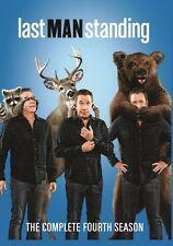 Last Man Standing . The Complete Season 4 . Tim Allen . 3 DVD . NEU . OVP