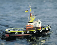 Neptun Tug Boat including Fittings Kit 1:50 Scale Krick Robbe RC Model Kit