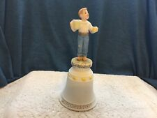 1978 Norman Rockwell, Fove cents a glass Children Series, # 0560 Porcelain Bell