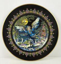 Villeroy & Boch Russian Magical Fairy Tales Plate The Water Birds  & Lutonja