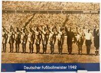 FC Schalke 04 + Deutscher Fußball Meister 1942 + Fan Big Card Edition F92 +