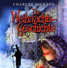 Hörbuch CD Die Weihnachtsgeschichte von Charles Dickens 3CDs