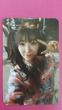 SNSD TIFFANY Official PHOTOCARD 5th YOU THINK  Girl's Generation Photo Card 티파니