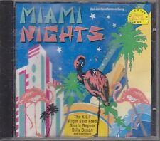 Miami Nights (1992) Jan Hammer, Klf, Right said Fred, Don Johnson, Billy .. [CD]