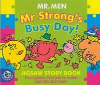 Very Good, Mr. Strong's Busy Day! (Mr. Men & Little Miss Jigsaw Books), John Mal