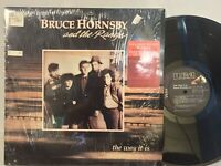 Bruce Hornsby The Way It Is NM in SHRINK with HYPE STICKER