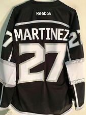 Reebok Premier NHL Jersey Los Angeles Kings Alec Martinez Black sz L