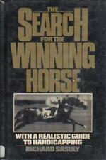 The search for the winning horse: With a realistic