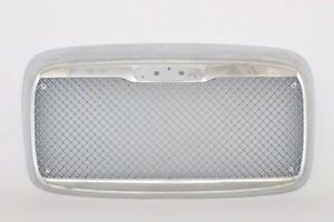 Fit 2000-2008 Freightliner Columbia Front Grille Chrome Custom Mesh Style NEW