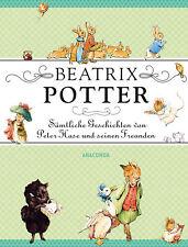 Beatrix Potter / Beatrix Potter - Sämtliche Geschichten von Peter Hase und s ...