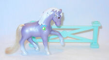 LPS01 VINTAGE G1 Littlest Pet Shop ~*Sparkling Ponies Crystal Pony!*~