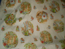 Vintage PETER RABBIT Fabric (117cm x 47cm)