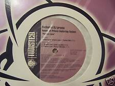 "House of Prince feat oezlem ~ Amour Parfait ~ 12"" PROMO"