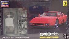 Hasegawa 1/24 Ferrari 348 tb Sports Car Ltd Edition NIB