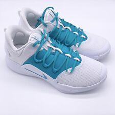 NEW Nike Hyperdunk X Low TB Men Size 10.5 Basketball Shoes White/Blue AT3867-116