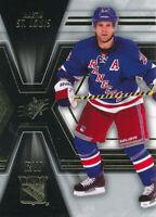 Martin St. Louis 2014-15 SPx #54 New York Rangers Hockey Card