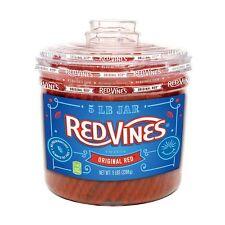 Red Vines Original Red Twists (5 lb. tub)