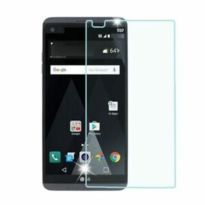 9H Ultra Clear New Tempered Glass Film Screen Protector For LG V20