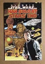 Classic Star Wars Han Solo at Stars' End ~ 1st Trade Paperback Dark Horse ~ NM