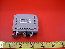 SSAC DCSA10 Current Transducer Relay Entrelec 2001 Loop Powered 30vdc New Nnb