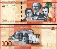 Rep. DOMINICANA - 100 pesos 2014 FDS - UNC