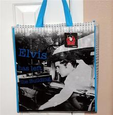 ELVIS PRESLEY Hollywood Star King of Rock and Roll Large GIFT SHOPPING TOTE BAG