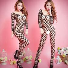 Women /sissy Lingerie Babydoll Bodystocking Nightwear Underwear S-xl A98 10