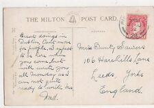 Miss Bunty Sawers Harehills Lane Leeds 1932 317a