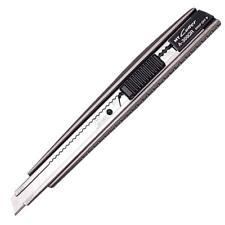 NT Cutter A-300GRP Aluminum die-cast grip Auto lock Cutter Knife Japan Free ship