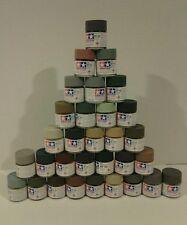 Tamiya acrylic paint BUNDLE!!! 30 × 23ml bottles.