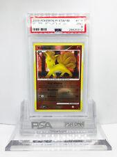 2009 Pokemon Platinum Shining Vulpix #SH6 Reverse Shiny Holo Foil PSA 9 MINT