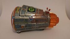 Vintage Tin Battery Ope. New Space Capsule by Horikawa SH NMIB 60s made in Japan