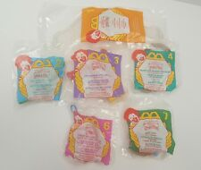 Mcdonalds Disney Peter Pan Happy Meal Toys 1997 New
