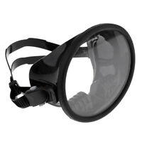 Anti-Fog Scuba Dive Full Face Mask Free Diving Goggles with Adjustable Strap