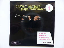 sidney bechet Plays standards The man i love Martial Solal  EPL 7410