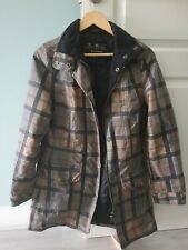 Barbour ladies waxed jacket, size 10, bnwnt