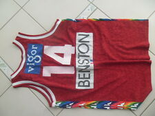 Match Worn Shirt Jersey basketball    Croatia Croatian