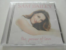 Sam Bailey - The Power Of Love (CD Album) Very Good