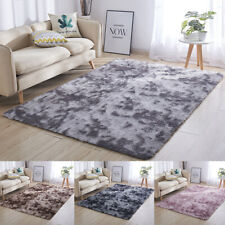 Soft Fluffy Carpet Rectangular Living Room Study Bedroom Decoration Plush Rug