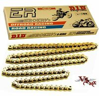DID 520 ERV3 X-Ring Gold Moto GP Racing Drive Chain 120 link