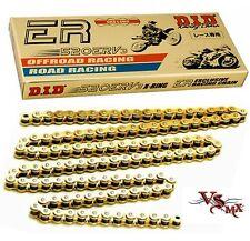 DID 520 ERV3 X-Ring Gold Moto GP Racing Drive Chain 120 link