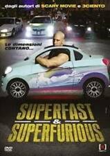 SUPERFAST & SUPERFURIOUS  DVD COMICO-COMMEDIA